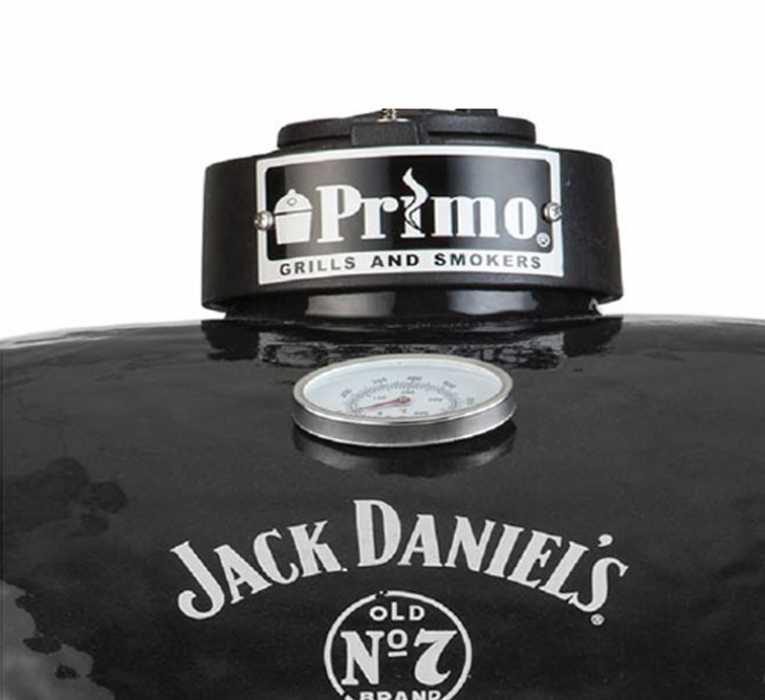 Barbecue Primo oval xxl série limitée Jack Daniel's - Primo