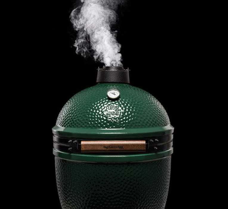 Large - Big green egg