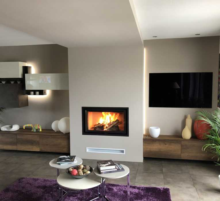 Foyer à bois Bodart & Gonay concept 920