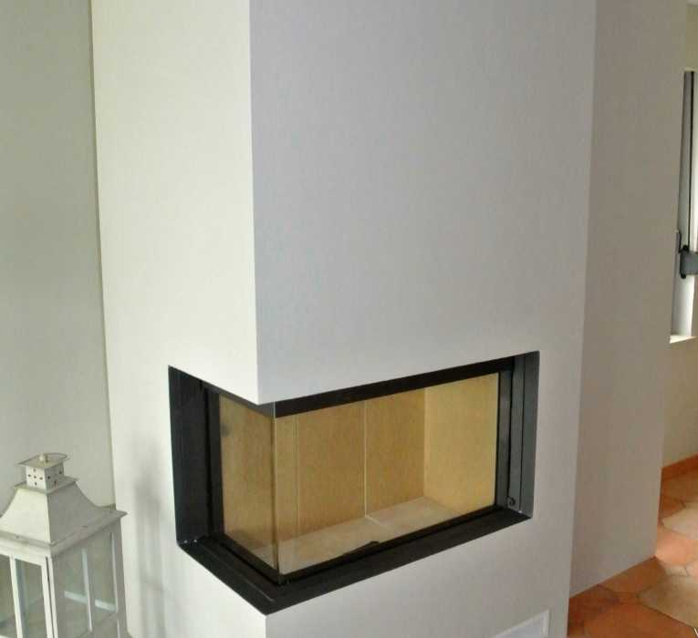Foyer Kal-Fire Heat Pure de coin