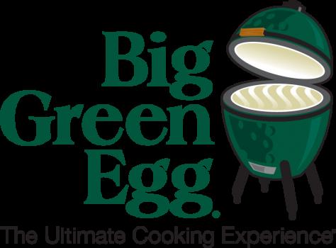 Big green egg - Lamoline