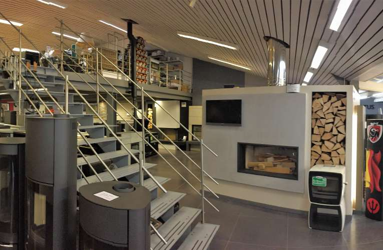 Magasin Showroom