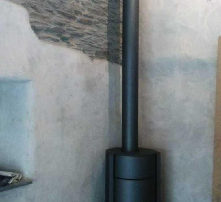 Poêle à bois Stuv 30 compact bas