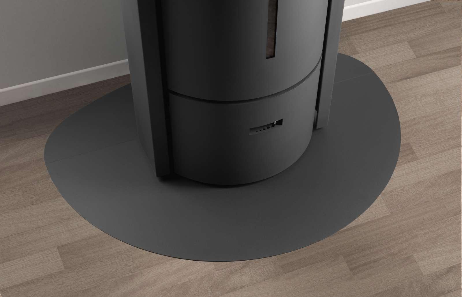 accessoires plaque de protection plaque de sol ovo de st v. Black Bedroom Furniture Sets. Home Design Ideas